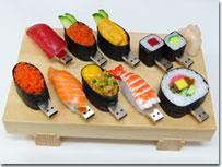 『SushiDisk』第二弾 新ねた